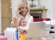 Дополнительный доход для мам в декрете.